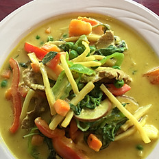 C3. Green Curry