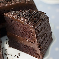D3. Double Chocolate Cake