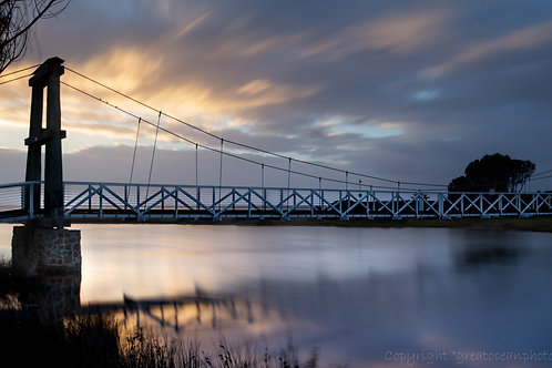 Swing Bridge, Lorne