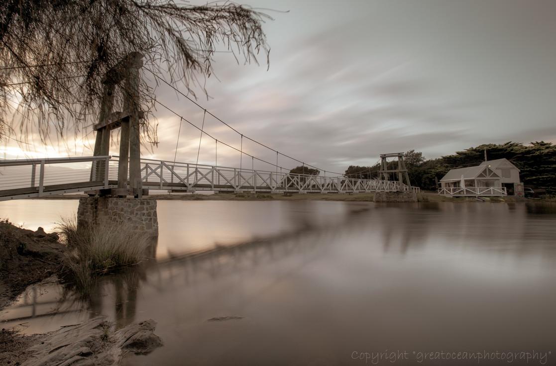 Lorne Swing Bridge