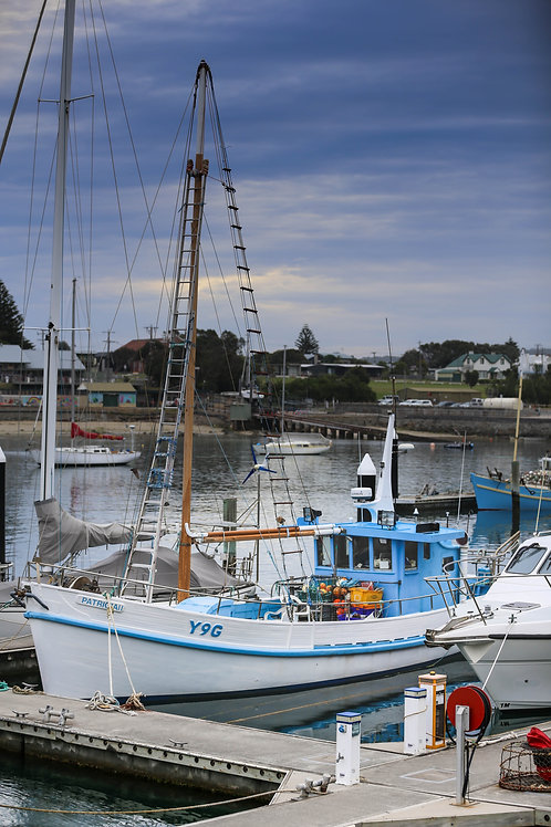 Fishing Vessels, Apollo Bay