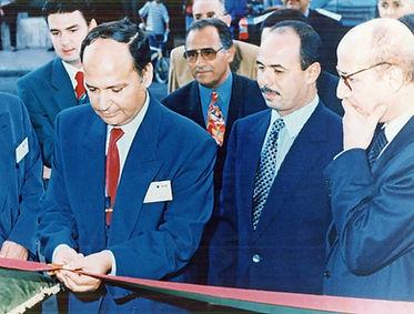 Inauguration Isfort Hadj Abdelali Lahlou