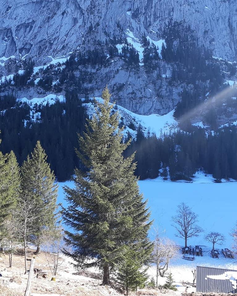 Lac Benit Mont Saxonnex
