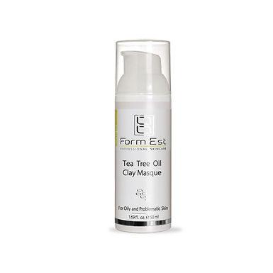 Tea Tree Oil Clay Masque | Маска для проблемной кожи с маслом чайного дерева
