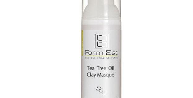 Tea Tree Oil Clay Masque/ Маска для проблемной кожи с маслом чайного дерева