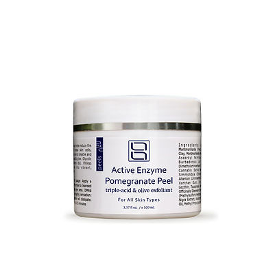 Active Enzyme Pomegranate Peel with olive exfoliant   Комбинированный пилинг