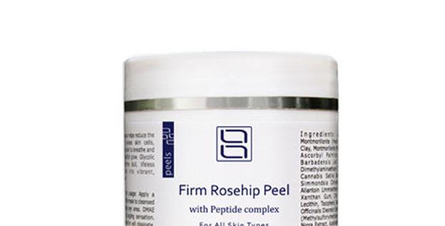 Firm Rosehip Peel | Омолаживающий пилинг с пептидным комплексом