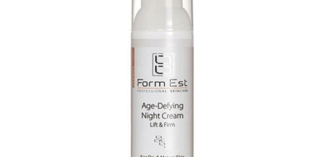Age-Defying Night Cream | Лифтинг крем для лица, шеи и декольте
