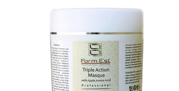 Тriple action mask/ Маска тройного действия с яблочной кислотой