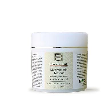 MultiVitamin Masque/ Восстанавливающая маска с маслом манго