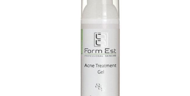 Acne Treatment Gel   Гель с коллоидным серебром и салициловой кислотой