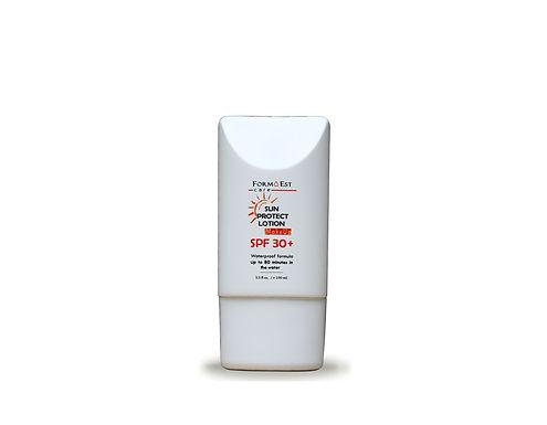 Sun Protect Lotion SPF 30+ with MakeUp | Солнцезащитный крем с тоном