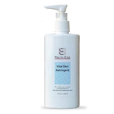 Vital Skin Astringent/ Поросуживающий тоник для жирной и проблемной кожи