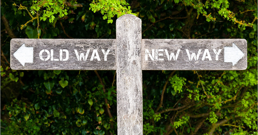 Back to Normal - is it old or new - a view form a Marketing Agency
