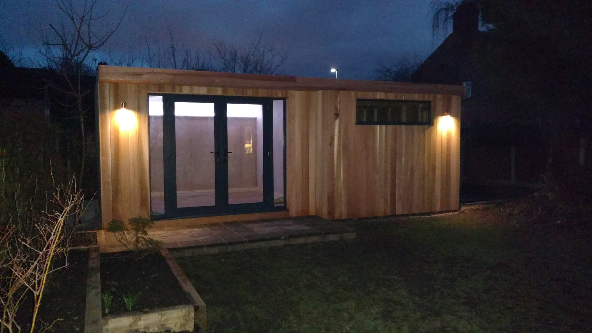 SIPS Garden Office and Shed Cheshire