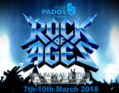 PADOS YOUTH Group | Rock of Ages