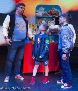 Fairground Attraction | Pados Theatre | Big The Musical