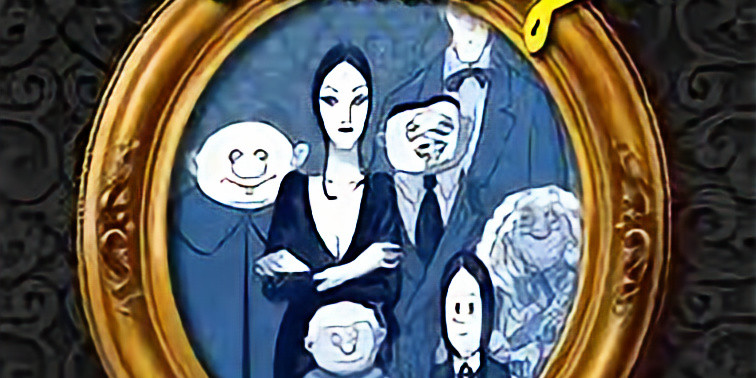 YOUTH GROUP | Addams Family