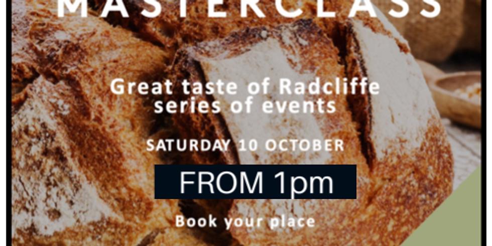 Great Tastes Series - Bread Masterclass