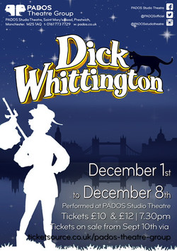 Dick Whittington - Panto 2018