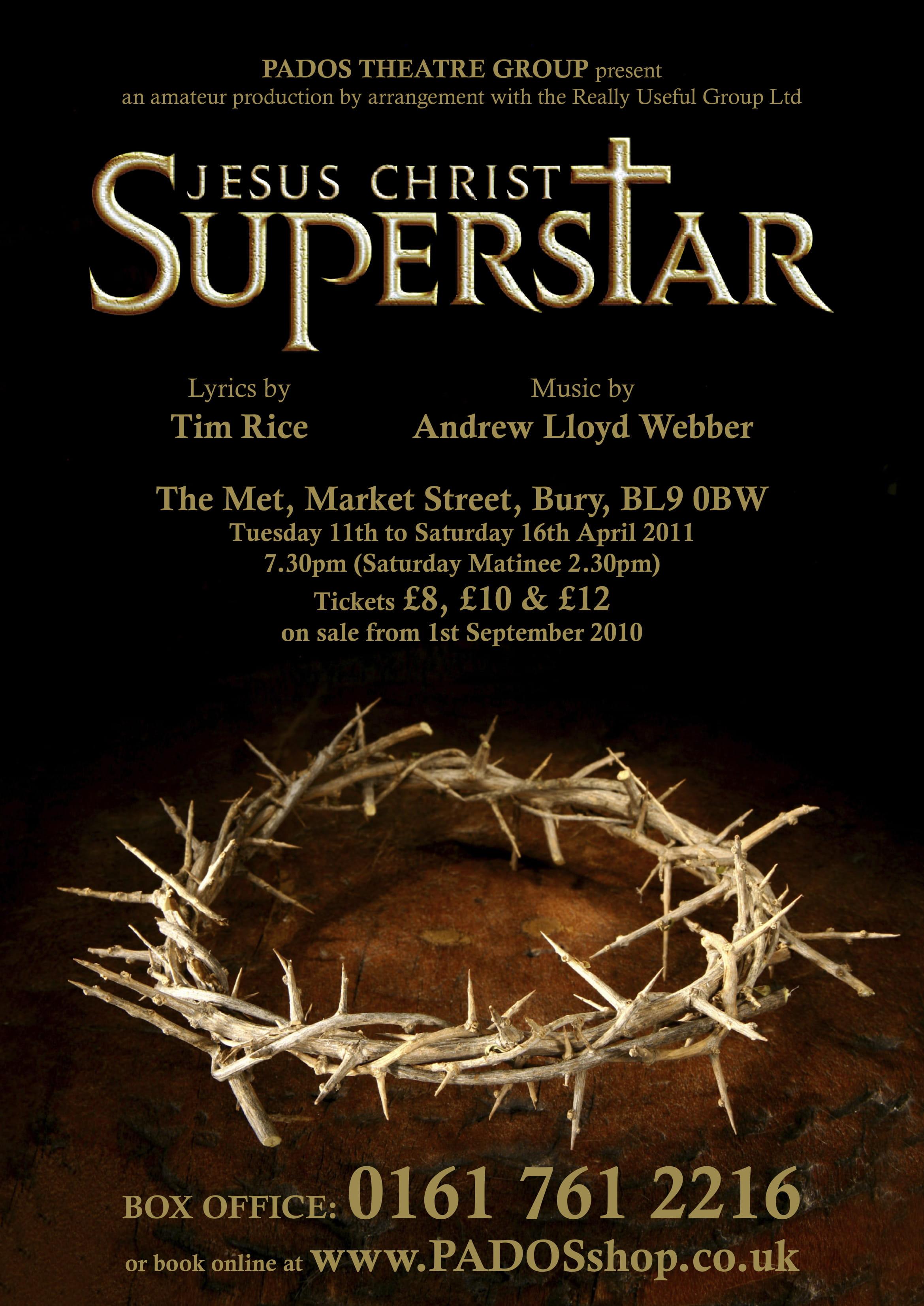 PADOS | Jesus Christ Superstar