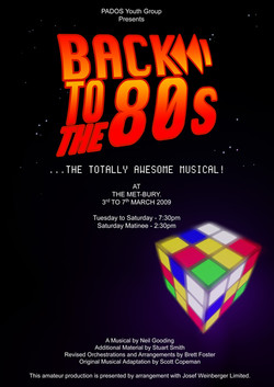 PADOS Youth | Back to the 80's