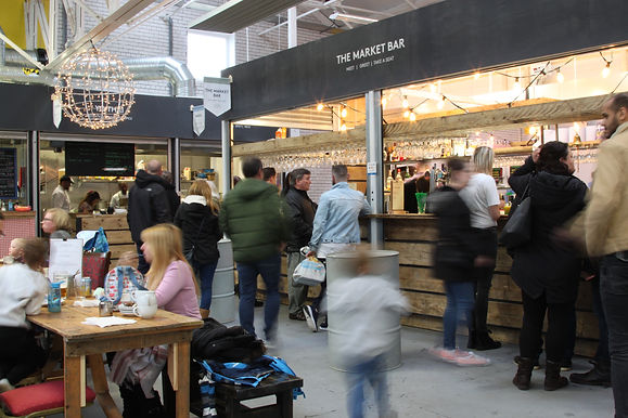 THE MARKET BAR | RADCLIFFE MARKET