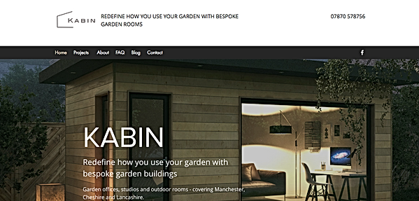 Kabin Copany employs Bread to grow online business