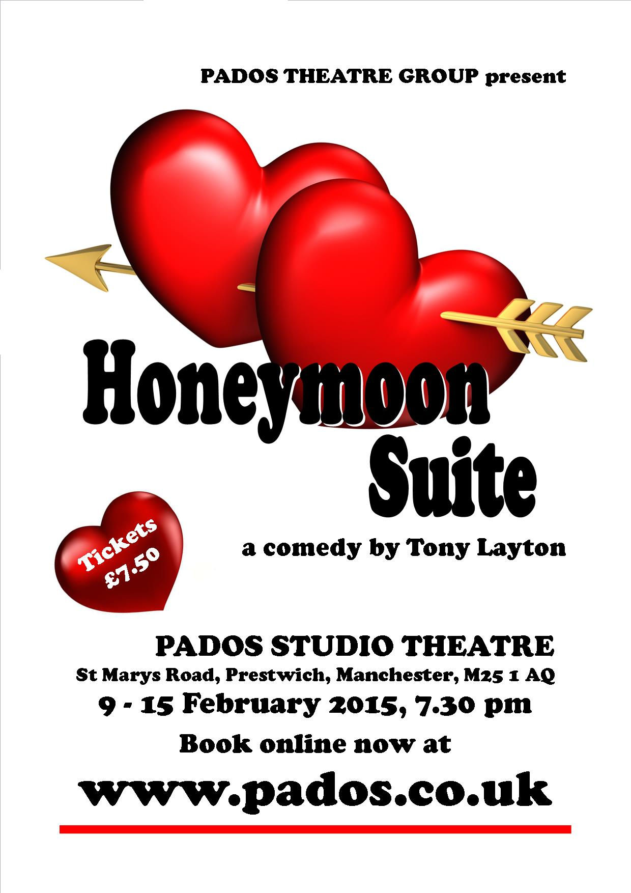 PADOS | Honeymoon Suite