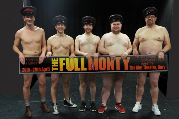 PADOS Theatre perform The Full Monty