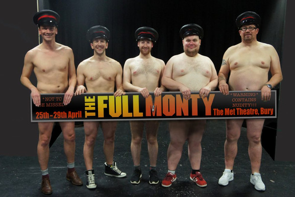 PADOS Theatre perform The Full Monty