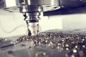 industrial metalworking cutting process