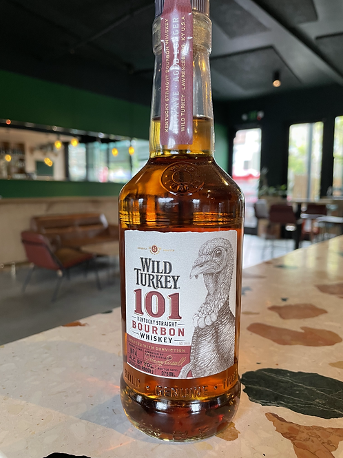 Wild Turkey 101 Bourbon Whiskey 375ml