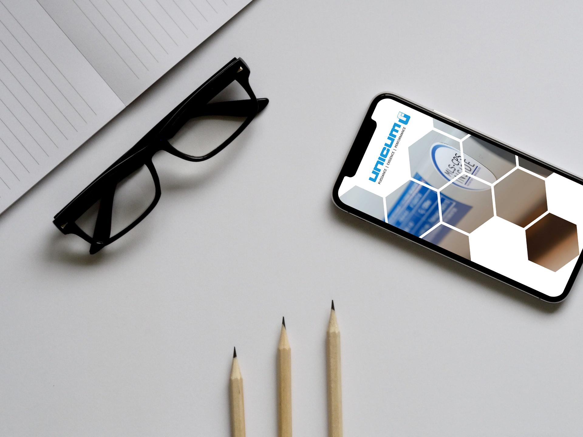 Anura - Application mobile Unicum - 2