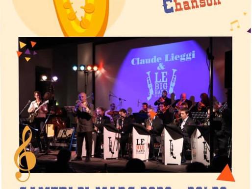 Réservez votre soirée à Champagne aux Monts d'or / Le 21 mars à 20h30