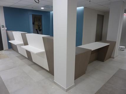 Aménagements Espaces recevant du public_Espace d'accueil
