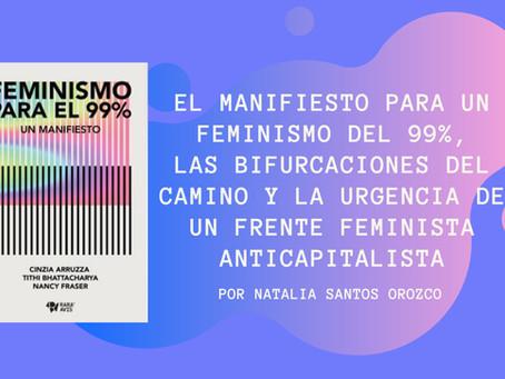 El manifiesto para un feminismo del 99%