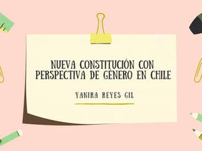 Nueva Constitución con Perspectiva de Género en Chile