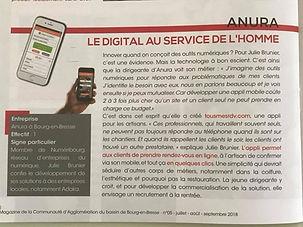 Anura - Article Magazine CA3B