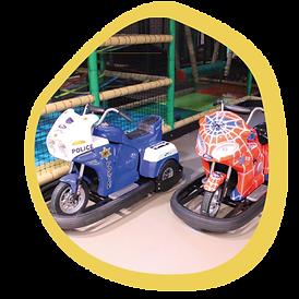 Mini Karting - L'ÎLOT KIDS -Aire de jeux couverte - Ambérieu 01