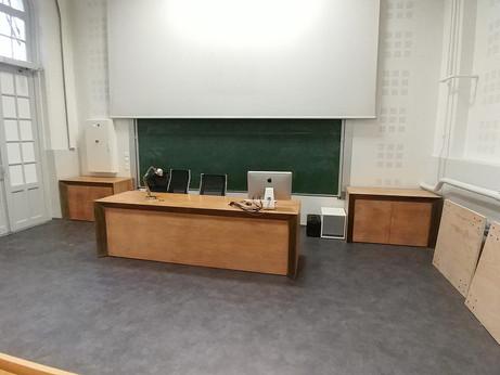 Aménagements Institutionnels_Patrimoine français