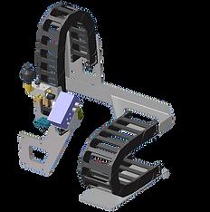 Etude de système chaines porte-câbles | COMATEL