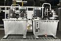 groupe hydraulique en cours de test | COMATEL