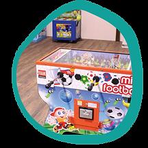 Game zone -L'ÎLOT KIDS -Aire de jeux couverte - Ambérieu 01
