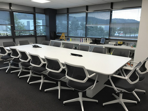 Mobiliers Entreprises_Salle de réunion