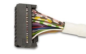 Connecteur HE10 à déplacement d'isolant | COMATEL
