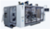 Machine extrusion soufflage Caps Packaging