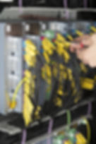 cablage d'armoire électrique   COMATEL