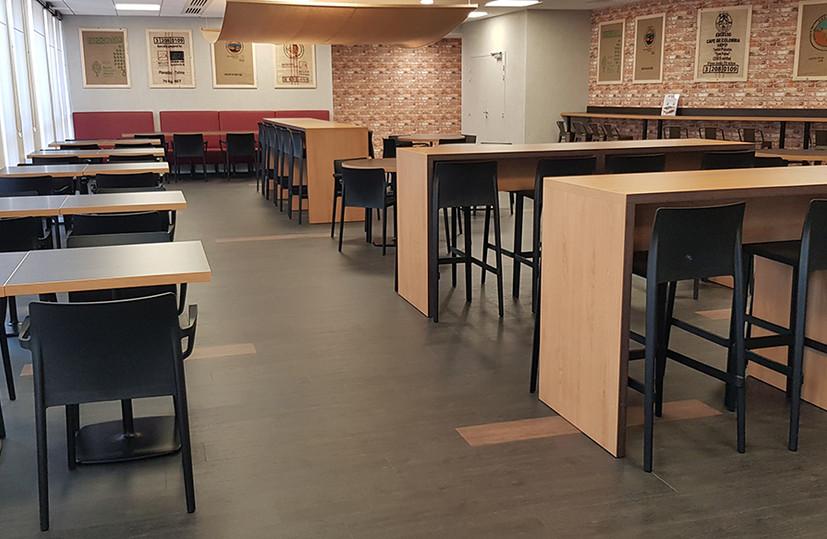 Mobilier Bois Design_Espaces collaboratifs