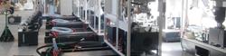Montage de machines industrielles